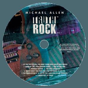 Truth Rock Deluxe CD
